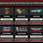 daftar situs idn play